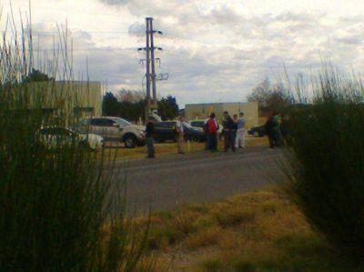 Trabajadores de f�bricas alimenticias realizaron protestas en San Luis y Villa Mercedes