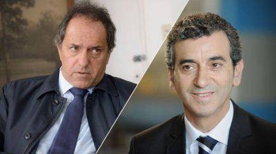 """La Mesa Randazzo pide que el kirchnerismo platense defina si jugará con Scioli o con """"El Flaco"""""""
