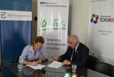 Bersa aportó recursos para la formación de emprendedores