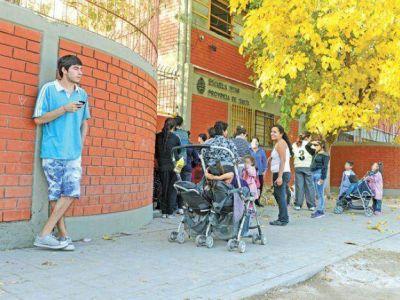 Violencia escolar: un malentendido derivó en una batahola en un jardincito