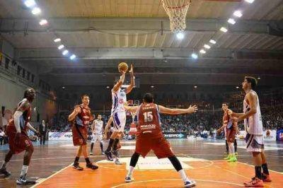 Salta Basket igualó la serie final 1 a 1 frente a Parque Sur de Entre Ríos