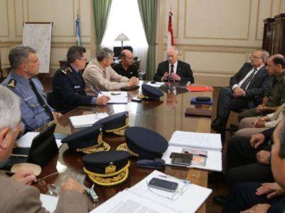 Gendarmería desembarca en cuatro barrios, accesos y la Circunvalación