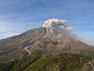 Volcán Calbuco: baja el alerta a naranja