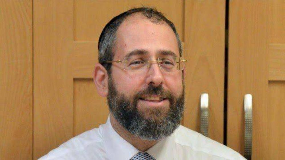 Gran Rabino de Israel sugiere consultar al rabinato para cada legislación