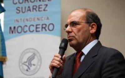 Moccero solicitó licencia en Diputados para retomar las riendas del municipio de Coronel Suárez