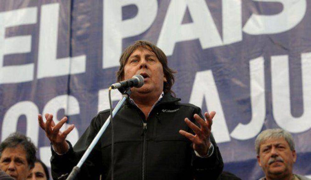 La CTA de Micheli se movilizará un día antes del paro del 9 de junio