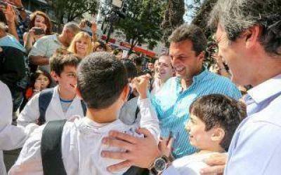 Massa en Vicente López: