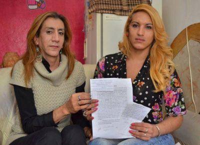 Denunció que fue golpeada en un boliche por ser transexual
