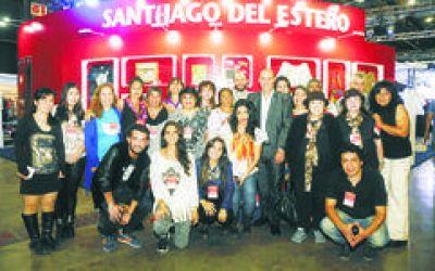 Santiago marca presencia en la feria Puro Diseño en Buenos Aires