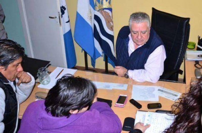 Breve paritaria municipal con propuesta del Ejecutivo