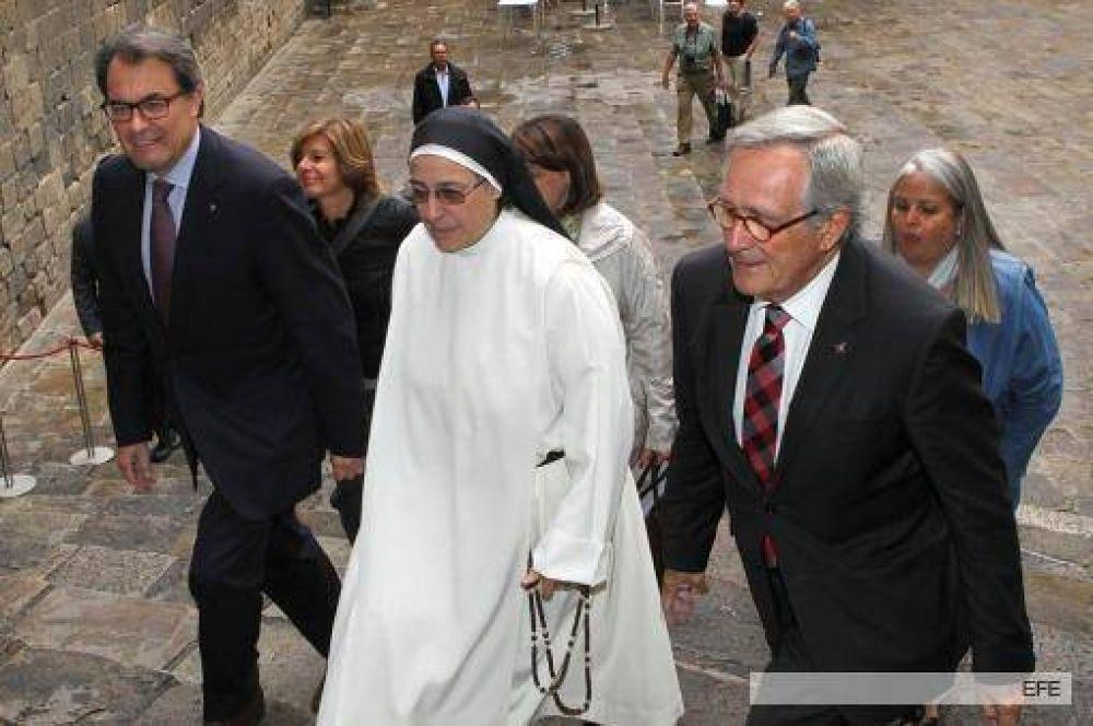 Sor Lucía Caram: la monja argentina que denuncia presiones del PP al Vaticano para silenciarla