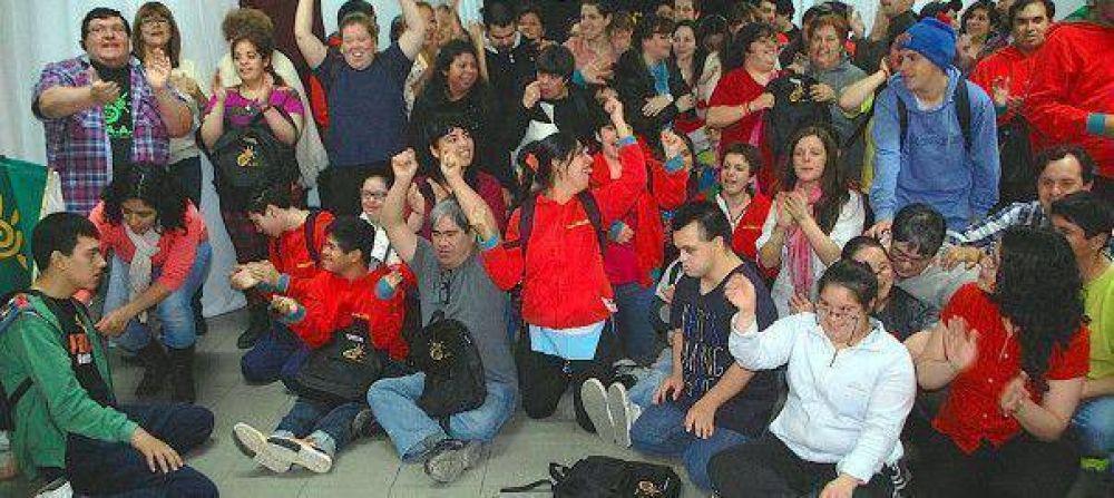 Gran celebración del CAAD en Río Grande