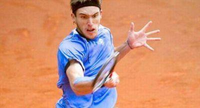 Mayer-Mónaco, un duelo bien argentino en el ATP de Niza