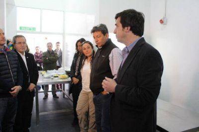 Se completó el proceso de rehabilitación de la Planta Procesadora de Frutos de Mar en Ushuaia