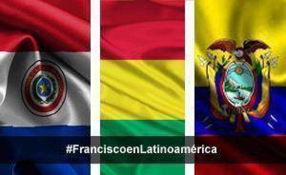 #FranciscoenLatinoamérica