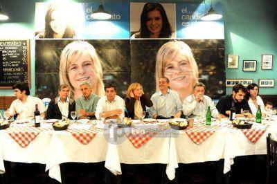 Dirigentes del kirchnerismo hicieron un llamado a la unidad de cara a las próximas elecciones