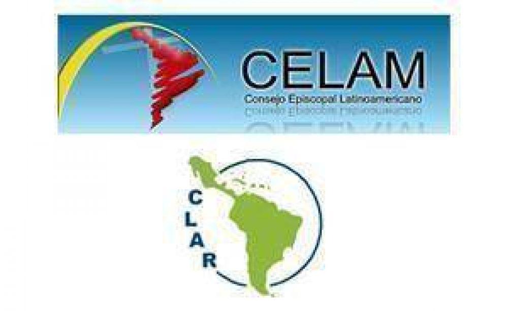 Comunión eclesial entre el CELAM y la CLAR