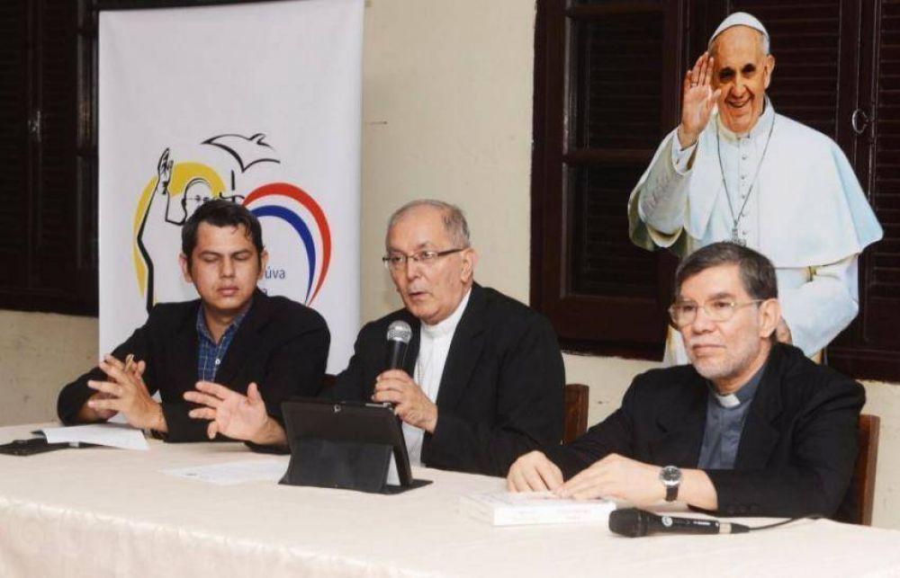 """Paraguay: Mons. Valenzuela: """"¿Cómo vamos a recibir al Papa en un ambiente de pelea?"""""""