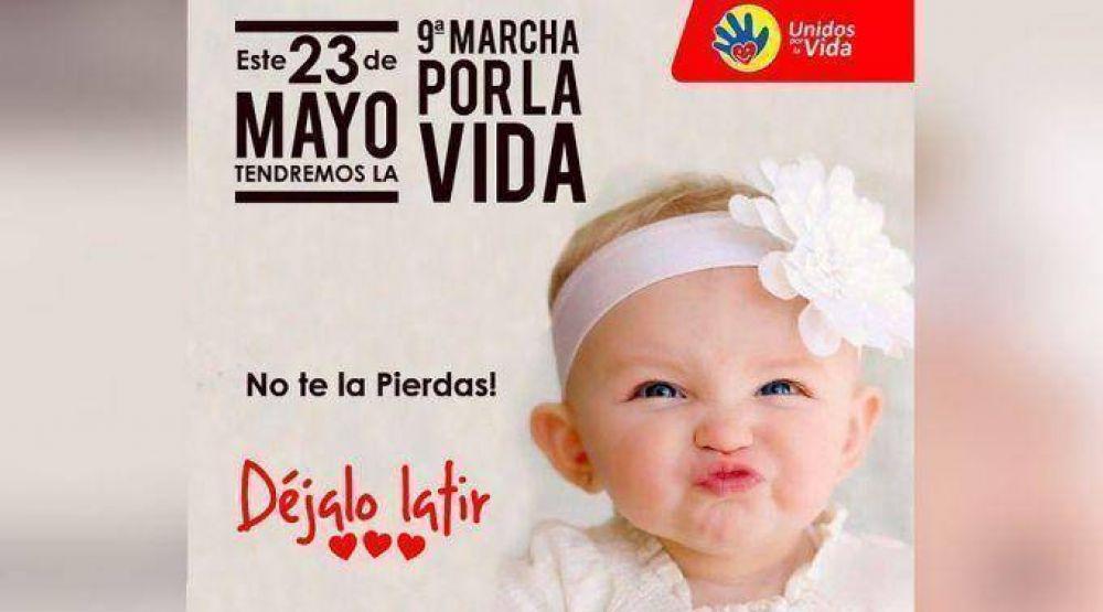 Colombia se prepara para gran marcha por la vida y contra el aborto