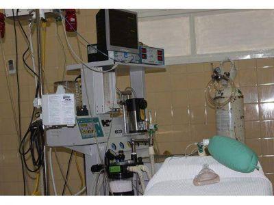 Se fue de Alvear pero no olvidó su tierra, donó equipamiento por $240.000 al hospital