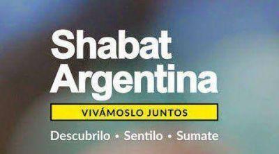 Se present� el Shabat Project Argentina 2015