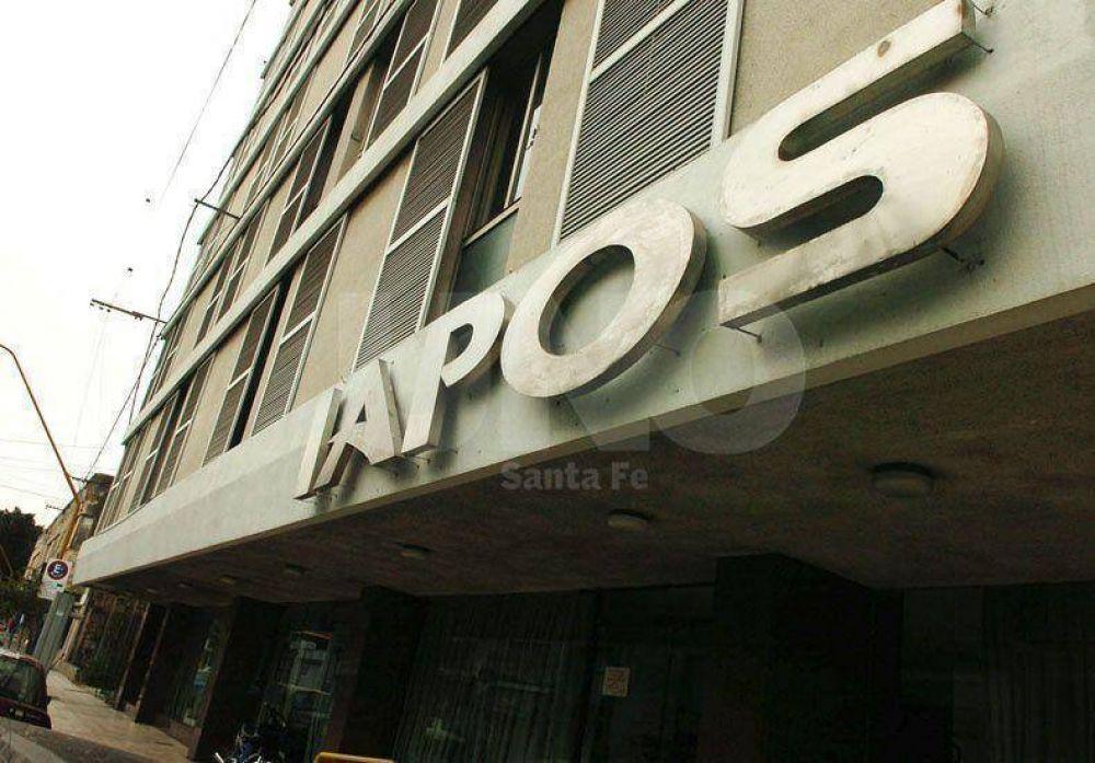 Por el conflicto, IAPOS convocó a UPCN