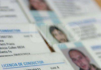 Santa Fe inicia las tareas de implementación de la nueva Licencia de Conducir