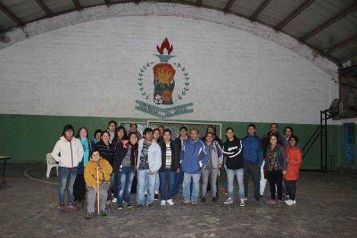 Elecciones en barrio Las Quintas: ganó la Lista Celeste de Claudio Sandoval