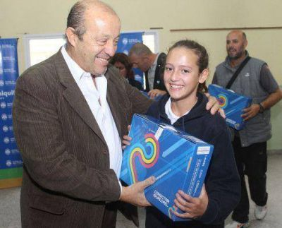Ya son más de 4 mil las netbooks entregadas en el distrito