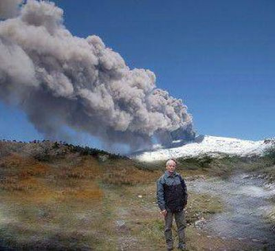 Provincia y Nación firmaron un convenio para el monitoreo de la actividad volcánica