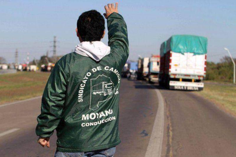 #Paritarias2015 Camioneros anunció un paro nacional para el 4 de junio
