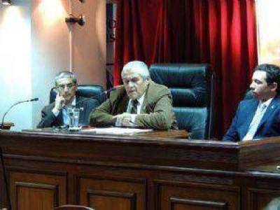 El Senado tratará mañana el pliego de Adet Caldelari