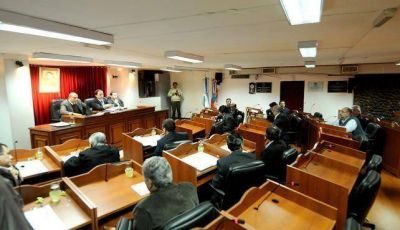 El Senado en sesi�n especial trata la designaci�n del juez de Menores