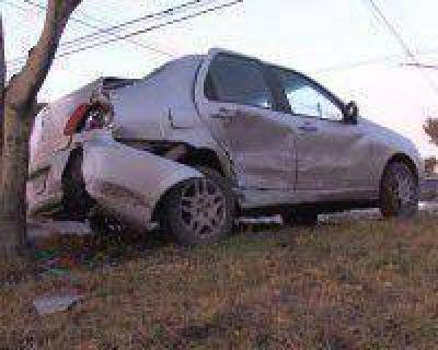 Se registraron multiples accidentes viales durante la mañana en Río Gallegos