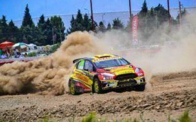 Comienza el Rallycross en Baradero