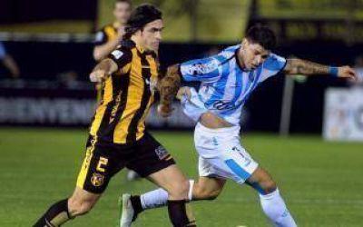 Copa Libertadores: Racing cayó 1 a 0 ante Guaraní en Paraguay