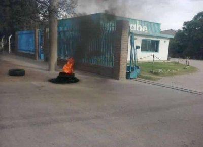 Protestas y reclamos en dos f�bricas de San Luis
