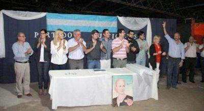 El FpV comenzó su raid electoral por el Interior