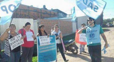 Reclamo de sindicato ante colegio privado