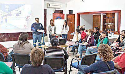 Profesionales del INTI Mar del Plata capacitan a emprendedores de la región