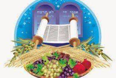 Nuevamente este a�o coinciden las Fiestas de Shavuot y Pentecost�s.