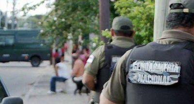 Bonfatti ratificó cuántos gendarmes llegarán a la provincia