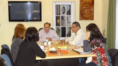 El municipio de Senillosa ayuda a los vecinos a regularizar la situación de sus inmuebles