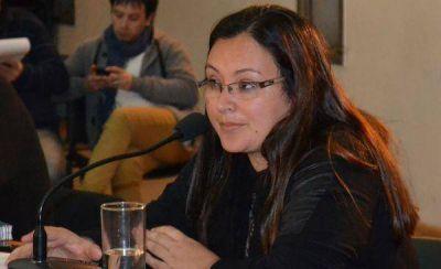 Una concejal de La Cámpora acusó de maltrato a intendente K