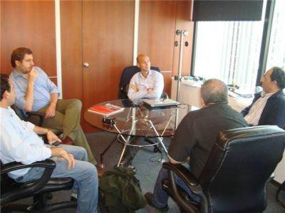 Durquet y su espacio se reunieron con parte del equipo de Macri