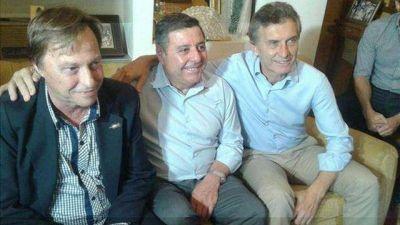 En privado, Macri definió estrategias con De Angeli y Varisco