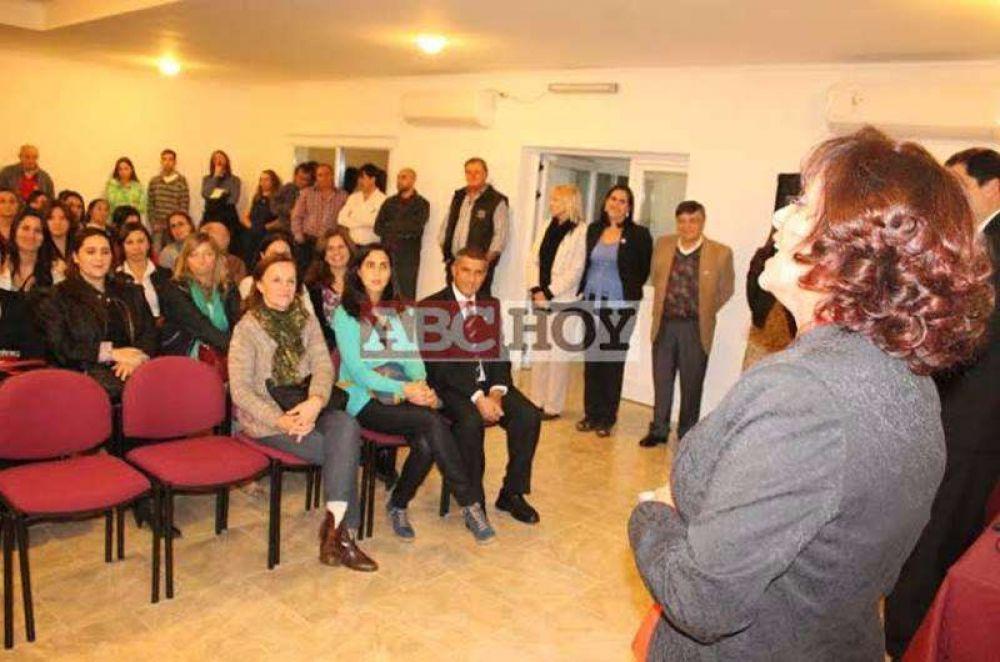 El Sindicato de Empleados de Comercio de Tandil inauguró su nueva Casa de la Cultura