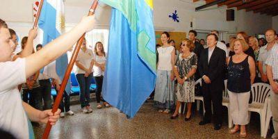 Se inauguraron nuevas salas en la Escuela de Enseñanza Especial Alborada