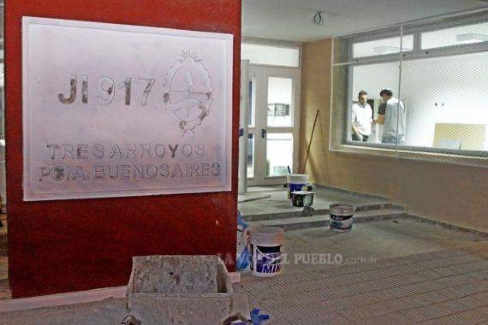 Julián Domínguez estará en la inauguración del Jardín de Infantes 917