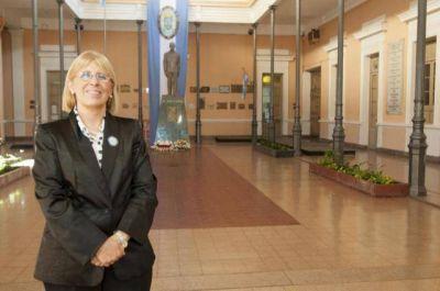 Bard�n: �los anteriores rectores no se animaban a abrir la Asamblea�